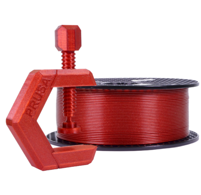 Prusament PETG Carmine Red