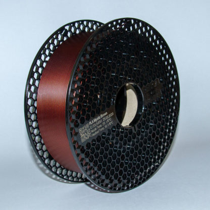 Prusament PLA Mystic Brown Spool with Flash